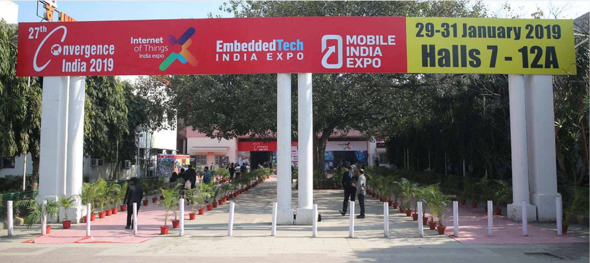 27th Internet of Things Convergence India 2019, New Delhi